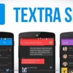 تطبيق Textra SMS بديل تطبيق الرسائل الرسمي للأندرويد